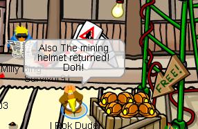 minig-helmet