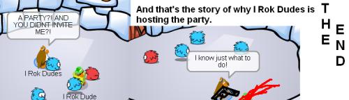 party-comic