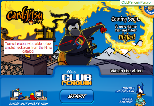ninja login screen